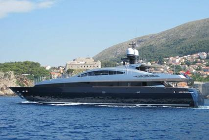 Baglietto 42 for sale in Italy for €9,900,000 (£8,943,170)