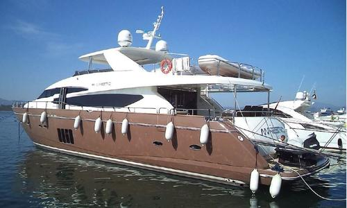 Image of Princess 95 for sale in Italy for €2,500,000 (£2,283,126) Sardinia, , Italy