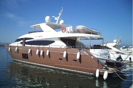 Princess 95 for sale in Italy for €2,500,000 (£2,283,126)