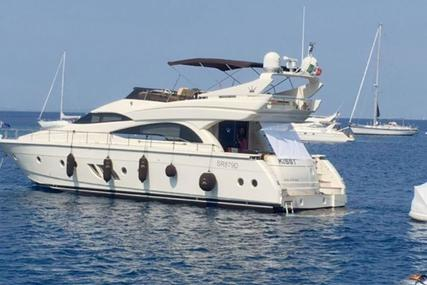 Dominator 62S for sale in Italy for €630,000 (£578,427)