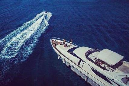 Ferretti 72 for sale in Greece for €530,000 (£481,634)