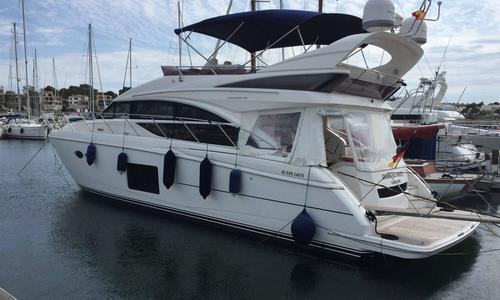 Image of Princess 56 for sale in Spain for €925,000 (£835,607) Spain