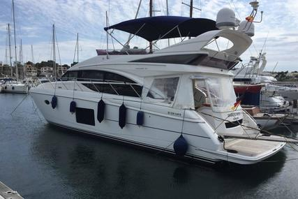 Princess 56 for sale in Spain for €925,000 (£844,757)