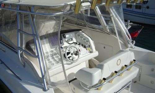 Image of Fountain 38 LX for sale in Greece for €125,000 (£112,647) Greece
