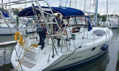 Image of Jeanneau Sun Odyssey 45 DS for sale in United States of America for $183,000 (£145,189) Solomons, MD, United States of America