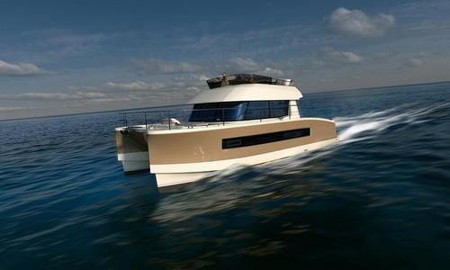 Image of Fountaine Pajot MY 37 for sale in United States of America for $600,000 (£433,673) Fort Lauderdale, FL, United States of America