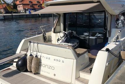 Prestige 450s for sale in Germany for €379,000 (£345,418)