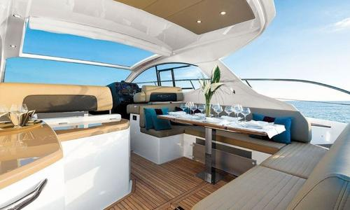 Image of Azimut Yachts Atlantis 43 for sale in Croatia for €399,000 (£360,851) Istrien, , Croatia