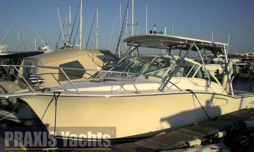 Image of Albemarle 310 Express Fisherman for sale in Greece for €114,000 (£103,597) Greece