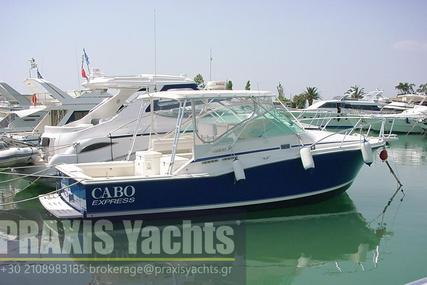CABO 31 Express for sale in Greece for €110,000 (£99,695)