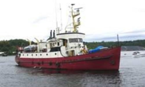 Image of Custom Line Russel-Hipwell Steel Converted CCG Vessel for sale in Canada for P.O.A. ON, , Canada