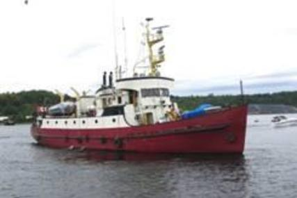 Custom Line Russel-Hipwell Steel Converted CCG Vessel for sale in Canada for P.O.A.