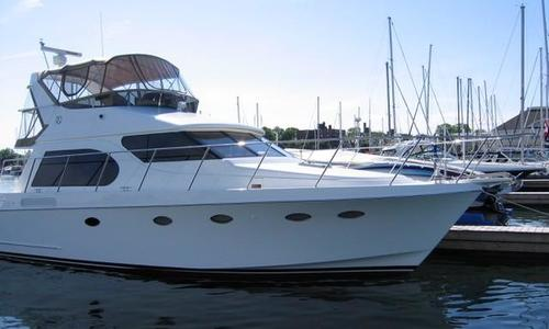 Image of Ocean Alexander 45 Sedan for sale in Canada for P.O.A. Toronto, ON, Canada