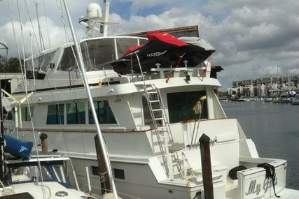 Hatteras Cockpit Motor Yacht for sale in United States of America for $625,000 (£498,516)