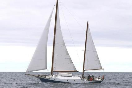 Custom Steel Ketch Defontaine for sale in Canada for P.O.A.