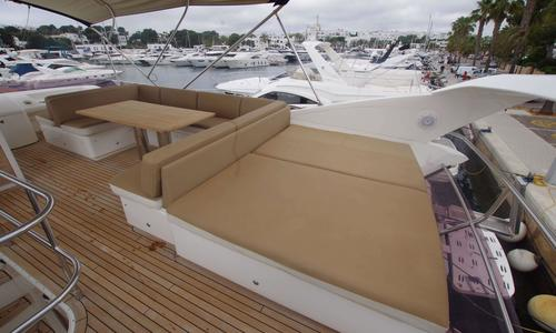Image of Princess 60 for sale in Spain for £820,000 Mallorca, , Spain