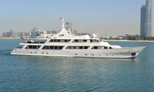 Image of Custom Astillero Navales 46M Steel for sale in Egypt for $1,850,000 (£1,409,739) Egypt