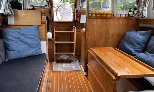 Image of Trident Voyager 35 for sale in United Kingdom for £29,950 ($38,685) Beaulieu, Hampshire, , United Kingdom