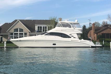 Sea Ray 58 Sedan Bridge for sale in Canada for $529,000 (£417,852)