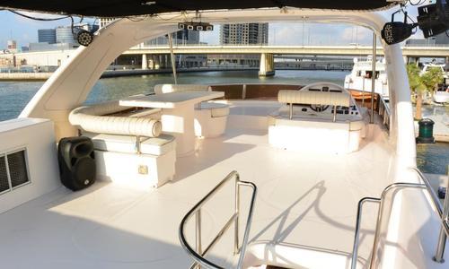 Image of Motor Yacht Dubai Marine Duretti 85 Fly for sale in United Arab Emirates for $871,300 (£643,244) Dubai, , United Arab Emirates