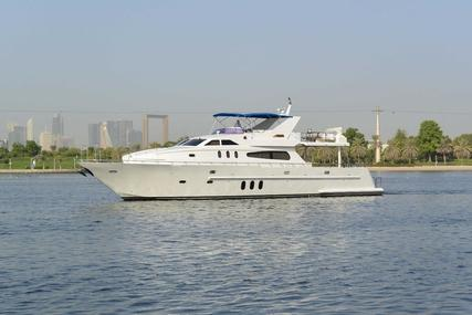 Hershine 82 Fly Motor Yacht for sale in United Arab Emirates for $679,500 (£524,674)