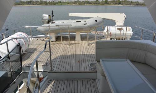 Image of Hershine 82 Fly Motor Yacht for sale in United Arab Emirates for $679,500 (£517,947) Dubai, , United Arab Emirates
