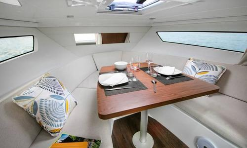 Image of Jeanneau Cap Camarat 9.0 wa for sale in Spain for €113,995 (£102,613) Ciutadella de Menorca, , Spain