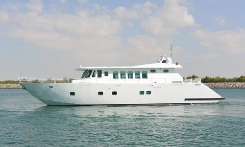 Image of Custom Al Masaood Shipyard 24m for sale in United Arab Emirates for $949,000 (£741,441) Abu Dhabi, , United Arab Emirates