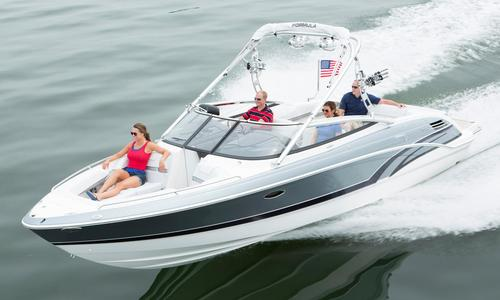 Image of Formula 270 Bowrider for sale in Spain for €134,995 (£115,649) Maó, , Spain