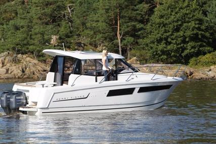 Jeanneau Merry Fisher 855 for sale in Spain for €98,995 (£87,472)