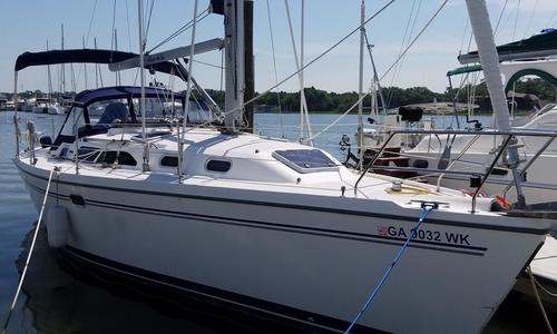 Image of Catalina 350 for sale in United States of America for $82,000 (£65,367) Saint Simons Island, GA, United States of America