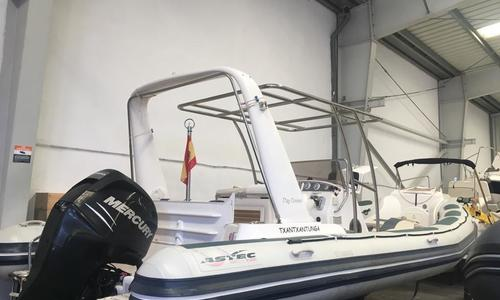 Image of Astec 800 for sale in Spain for €34,995 (£31,856) Mahon, , Spain