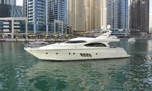 Image of Dominator 68 S Motor Yacht for sale in United Arab Emirates for $699,000 (£546,119) Dubai, , United Arab Emirates