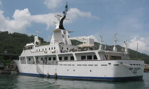 Image of Supercraft Van Triumph for sale in Hong Kong for $2,500,000 (£1,794,958) Hong Kong