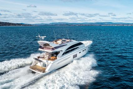 Princess 62 Flybridge for sale in Norway for kr8,390,000 (£710,216)