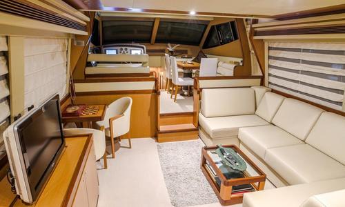 Image of Ferretti Altura 690 Motor Yacht for sale in Seychelles for $799,000 (£611,469) Eden Island, , Seychelles