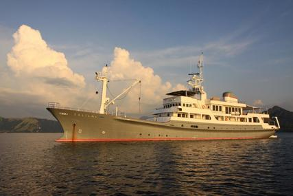Custom Expedition Charter Yacht for sale in Indonesia for $5,888,000 (£4,620,649)
