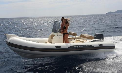 Image of Capelli Tempest 570 for sale in Spain for €28,995 (£24,879) Maó, , Spain