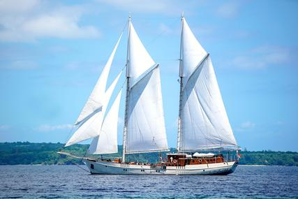 Classic Schooner for sale in Indonesia for $2,900,000 (£2,066,513)