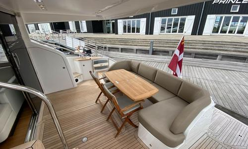 Image of Princess 56 for sale in Denmark for kr7,450,000 (£904,725) Greve Marina, , Denmark