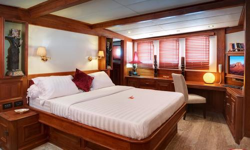 Image of Classic Schooner for sale in Indonesia for $2,900,000 (£2,245,190) Indonesia