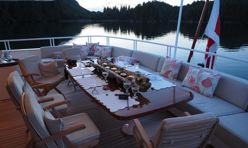 Image of Lurssen 40 meter for sale in Thailand for €8,900,000 (£8,111,409) Phuket, , Thailand