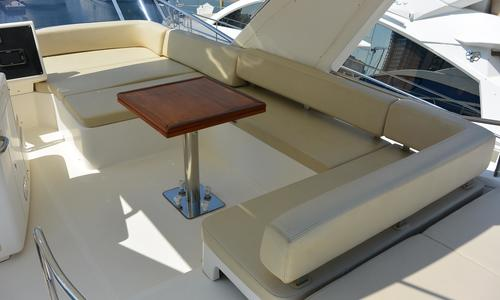 Image of Azimut Yachts 53 Fly Motor Yacht for sale in United Arab Emirates for $775,000 (£607,462) United Arab Emirates