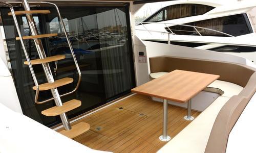 Image of Sessa Marine 42 Fly Motor Yacht for sale in United Arab Emirates for $350,000 (£274,617) Dubai, , United Arab Emirates