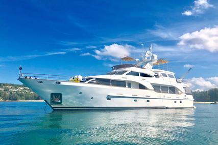 Benetti 100 for sale in Thailand for $5,000,000 (£3,580,687)