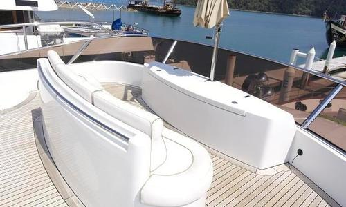 Image of Benetti 100 for sale in Thailand for $5,000,000 (£3,876,780) Phuket, , Thailand