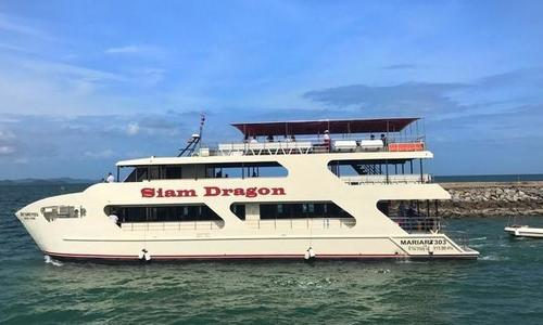 Image of Custom Mariart Shipyard Steel 303 for sale in Thailand for $922,000 (£723,421) Chonburi, , Thailand