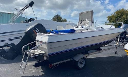 Image of Bayliner 1910 Center Console for sale in United States of America for $3,850 (£3,050) Tampa, FL, United States of America