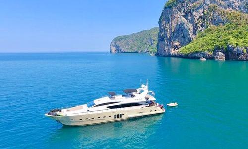 Image of Bilgin Tiago 100 Custom for sale in Thailand for $2,700,000 (£2,063,195) Phuket, , Thailand