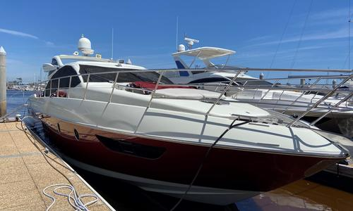 Image of Azimut Yachts 62 S for sale in United States of America for $699,000 (£534,939) Marina Del Rey, CA, United States of America